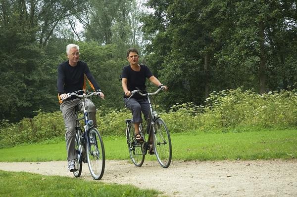 hipertenzija ant dviračio